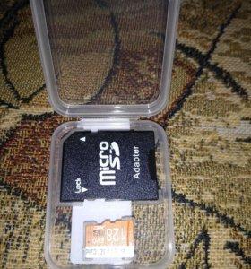 Флешка на телефон 128 гигов