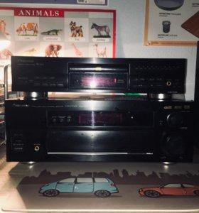 Акустическая система Pioneer и Monitor Audio (6)