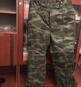 Продаю бушлаты и штаны военные