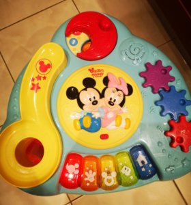 Музыкальный столик Disney