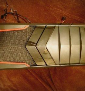Корпус AeroCool V2X+бп xilence 600w+120 mm CaseFan