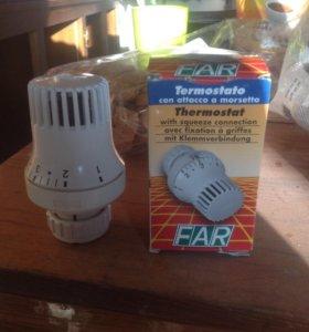 Термоголова на батарею