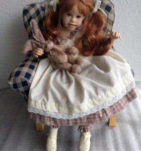 Коллекционная кукла maggie от Julie Ann Fischer
