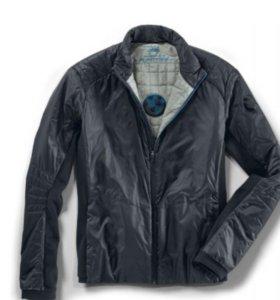 Стёганая мужская куртка BMW