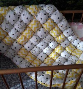 Бом бон одеяло