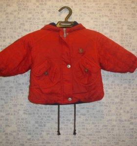 Куртка 1-3 года