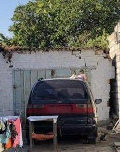 Ворота на гараж фабричные