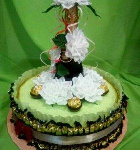 Торт , подарок, сувенир