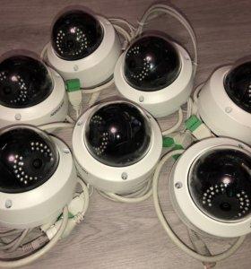 Камерa видеонаблюдения HIKVISION