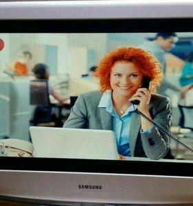 "32"" жк телевизор Samsung"