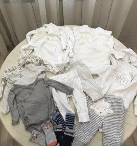 Очень большой набор одежды Carter's и Mothercare