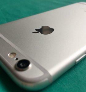 iPhone 6, silver, 64 gb
