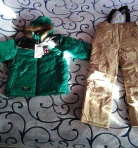 Куртка зимняя, комбинезон