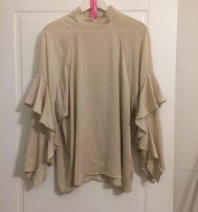 Блуза H&M летучая мышь