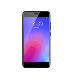 Новый смартфон Meizu M6