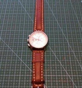 Ремешки на часы, браслеты из кожи