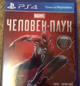 Человек-паук 2018 для ps4