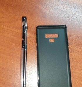 Чехол силиконовый Samsung galaxy note 9