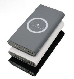 Беспроводная зарядка Power Bank Qi Compatible