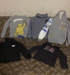 Одежды для мальчика