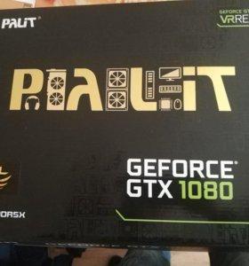 Palit GTX 1080 dual oc