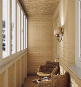 Окна и утепление балкона
