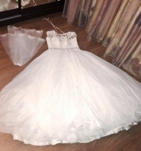 Продам свадебное платье или сдам в аренду