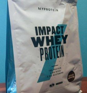 Протеин 2.5кг Шоколадная паста