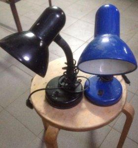 Настольная лампа цена за две