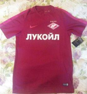 Футболки фирменные Nike Спартак.