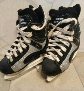 Хоккейные коньки CCM Externo E6