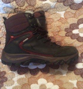 Оригинальная зимняя обувь от ECCO. Размер 39-40.