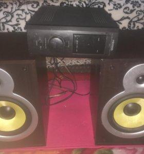 Продам аудио систему microlab