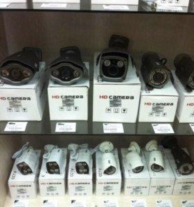 Магазин систем видеонаблюдения.Рассрочка на 3 мес