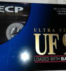 Аудиокассеты ECP 90