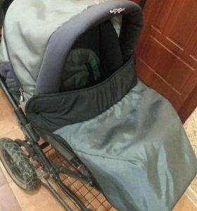 Продам коляску с рождения