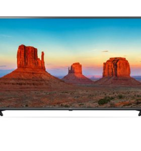 "Телевизор LG 60"" 60UK6200PLA,4K,Smart TV (новый)"