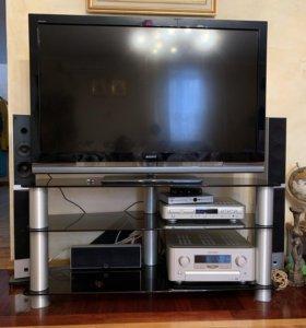 Телевизор sony kdl-52w4000