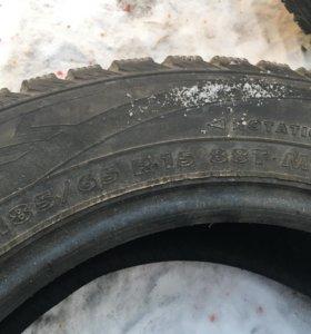Продам зимние колёса Nordman 4, 185/65 R15