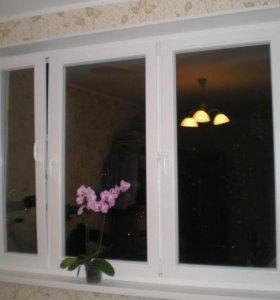 Пластиковые окна ПВХ и балконы