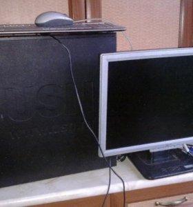 Компьютер для учебы. работы....