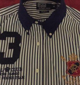 Новая рубашка Polo (Оригинал) 48р. ТОРГ