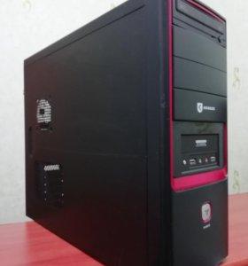 Бюджетный Игровой пк в корпусе Krauler AMD A6