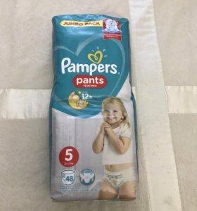 Упаковка памперсов 5
