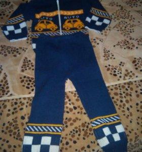 Теплый костюм (3 года)