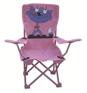 Детское складное кресло