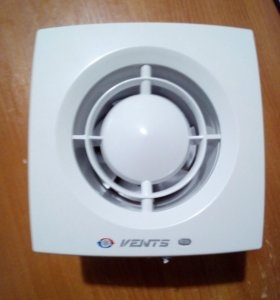 Вентилятор осевой