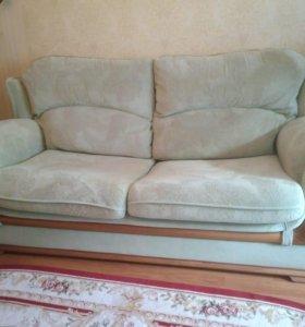 Набор: диван и два кресла