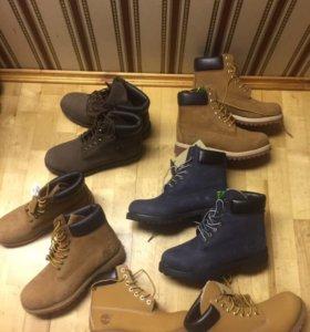 Мужские Ботинки в наличии