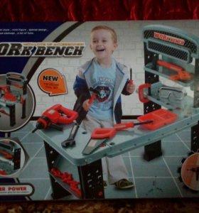 Детский набор инструментов.